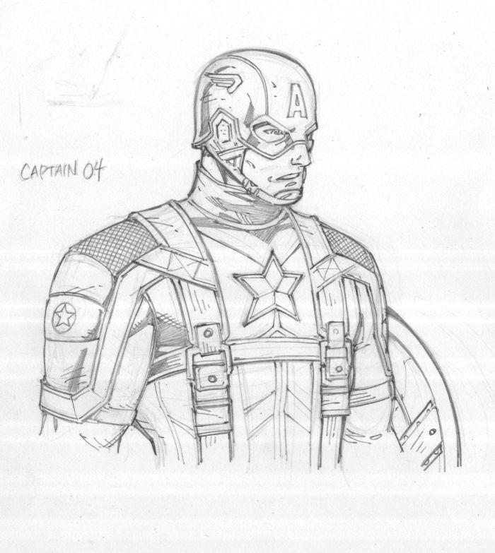 AP Captain America
