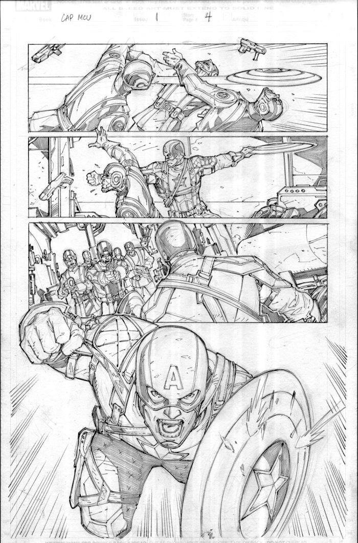 Captain America MCU
