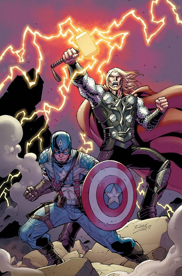 Captain America / Thor MCU